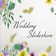 Wedding Slideshow Floral - VideoHive Item for Sale