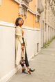 Indian woman posing in an urban context - PhotoDune Item for Sale
