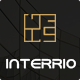 Interrio - Architecture and Interior Drupal Theme - ThemeForest Item for Sale