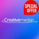 Mosaic Logo Presentation - AudioJungle Item for Sale