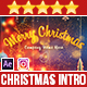 Christmas Intro - VideoHive Item for Sale