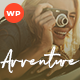 Avventure | Personal Travel & Lifestyle Blog WordPress Theme - ThemeForest Item for Sale