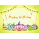Happy Birthday Greetings - GraphicRiver Item for Sale