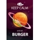 Keep Calm and Eat Burger - GraphicRiver Item for Sale