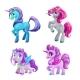 Cartoon Unicorn Icons Set - GraphicRiver Item for Sale