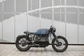 Vintage rebuilt motorcycle motorbike caferacer - PhotoDune Item for Sale