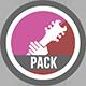 Drumstep Rock Power Pack