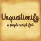 Unquestionify - GraphicRiver Item for Sale