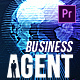 Business Agent - Premiere Pro Project - VideoHive Item for Sale