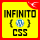 INFINITO - Custom CSS for Chosen Pages and Posts or for Entire Website - WordPress Plugin - CodeCanyon Item for Sale
