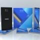 Samsung X 3d model - 3DOcean Item for Sale