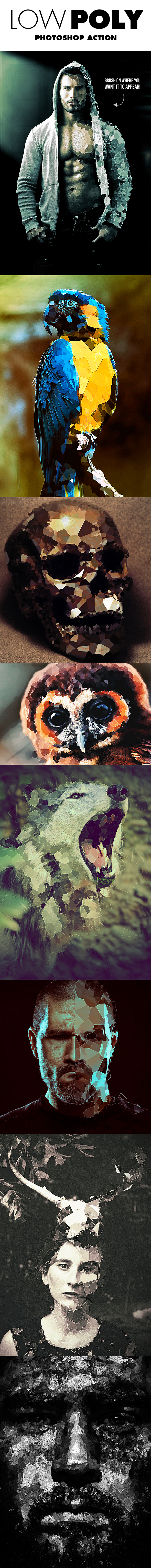 Graphicriver | Low Poly Photoshop Action Free Download #1 free download Graphicriver | Low Poly Photoshop Action Free Download #1 nulled Graphicriver | Low Poly Photoshop Action Free Download #1