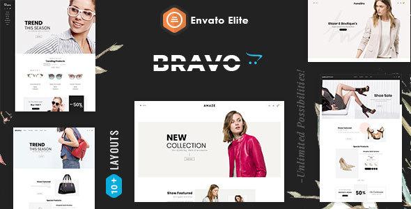 Bravo - Opencart Multi-Purpose Responsive Theme
