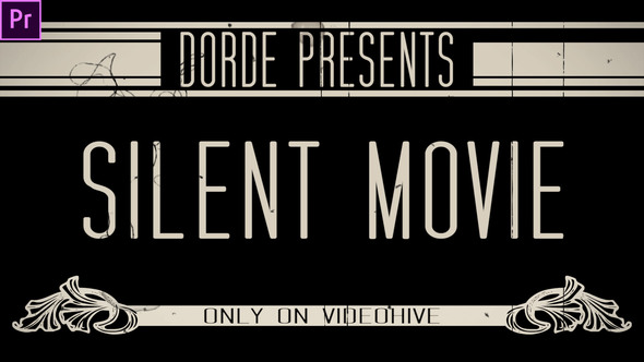 Silent Movie (Premiere Pro)