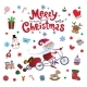 Christmas Doodle Icons - GraphicRiver Item for Sale