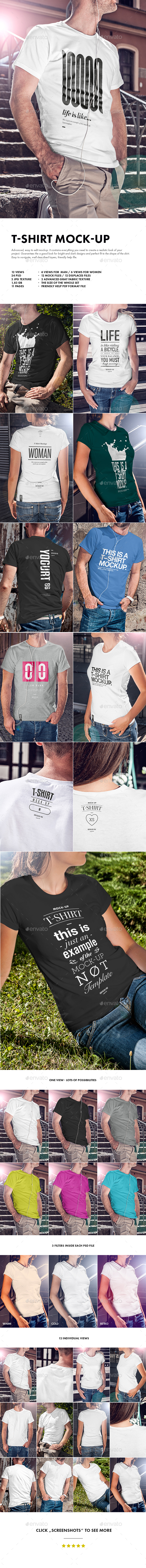 Graphicriver | T-Shirt Mock-up Free Download free download Graphicriver | T-Shirt Mock-up Free Download nulled Graphicriver | T-Shirt Mock-up Free Download