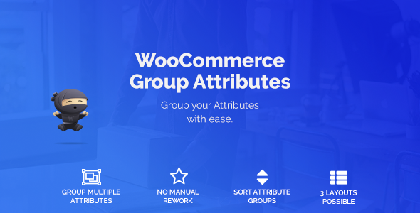 WooCommerce Group Attributes Download
