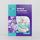 Medical Brochure 24 Pages - GraphicRiver Item for Sale