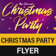 New Year and Christmas Party Flyer - GraphicRiver Item for Sale