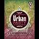 Urban Party Flyer / Poster - GraphicRiver Item for Sale