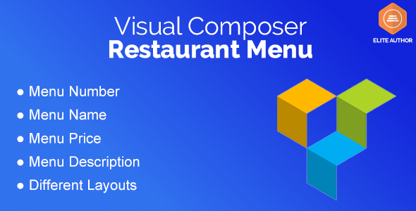 Restaurant Plugins, Code & Scripts from CodeCanyon