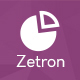 Zetron- Startup Agency & Financial  Template - ThemeForest Item for Sale