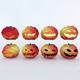 Cartoon Pumpkins Set - 3DOcean Item for Sale