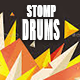 Clap Stomp Percussion Logo