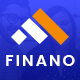 Finano - Business & Consulting PSD - ThemeForest Item for Sale