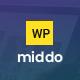 Middo - Modern & Clean Multiporpose WordPress Theme - ThemeForest Item for Sale