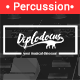Metal Percussion Trailer Drums - AudioJungle Item for Sale
