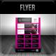 Multiple Event Promotion Flyer - GraphicRiver Item for Sale