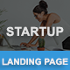 Startup - Responsive HTML Landing Page - ThemeForest Item for Sale