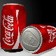 Low poly aluminium Coke can - 3DOcean Item for Sale