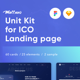 Meccano — Unit Kit & Template Sketch & Figma - ThemeForest Item for Sale