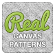 Realistic Canvas Patterns - GraphicRiver Item for Sale