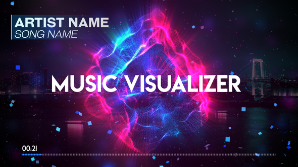 Audio Visualization Video Effects & Stock Videos from VideoHive