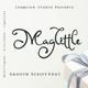 Maglittle Font - GraphicRiver Item for Sale