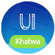 Khatwa - One Page Parallax - ThemeForest Item for Sale