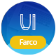 Farco - One Page Parallax - ThemeForest Item for Sale
