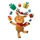 Santas Reindeer Rudolph - GraphicRiver Item for Sale