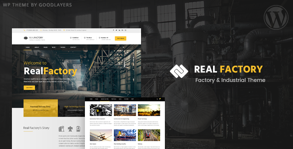 Real Factory - Construction