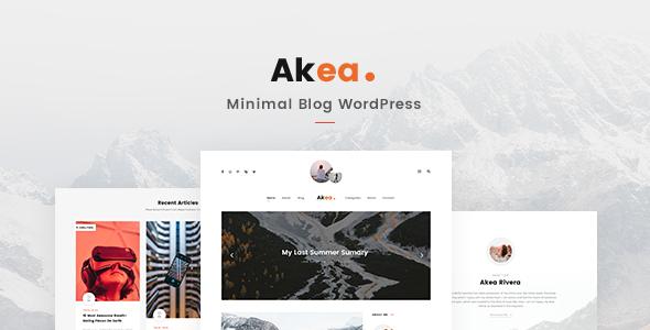 Akea - Blog