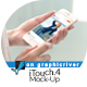 iTouch 4 | 09 Photorealistic MockUp - GraphicRiver Item for Sale