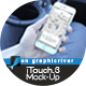iTouch 3 | 10 Photorealistic MockUp - GraphicRiver Item for Sale