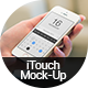 iTouch - 12 Photorealistic MockUp - GraphicRiver Item for Sale