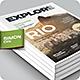 Explore Magazine - GraphicRiver Item for Sale