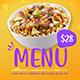 Tasty Menu - VideoHive Item for Sale