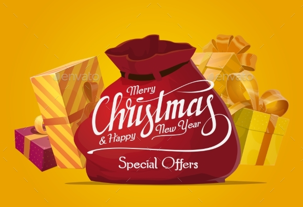 Christmas Gifts and Presents Sale Offer