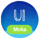 Moka - Landing Page, Startup HTML Template - ThemeForest Item for Sale